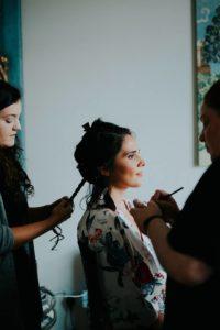Bridal hair and makeup belfast