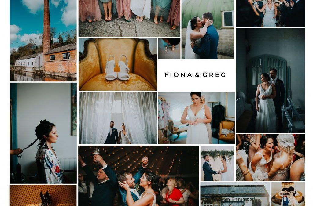 Real bride – Fiona & Greg